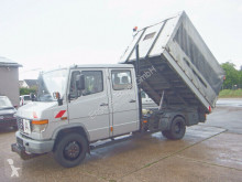 Mercedes billenőkocsi teherautó Vario 814 D DoKa KIPPER AHK Standheizung