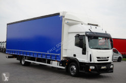 Camion Iveco Eurocargo - 120E25 / EURO 6 / FIRANKA / 22 PALETY rideaux coulissants (plsc) occasion