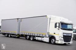 camion remorque rideaux coulissants (plsc) DAF