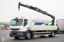 camion Hiab RENAULT - PREMIUM / 280.18 / SKRZYNIOWY + HDS / 122