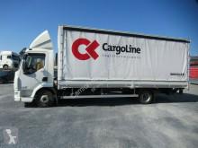 camion DAF 45LF180 Gardine Fs, Euro 6, LBW, Handschalter