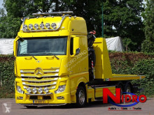 Mercedes Actros 2542 truck used flatbed