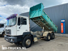 camion MAN 27 314 manual full steel bibenne meiler