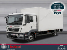 Camión furgón usado MAN TGL 12.250 4X2 BL