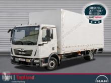 Camião caixa aberta com lona MAN TGL 12.250 4X2 BL