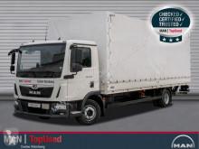 MAN tarp truck TGL 12.250 4X2 BL
