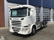 Camion Scania G 490 sasiu second-hand