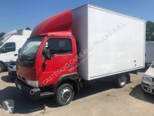 Nissan Cabstar truck used box
