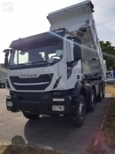 Camion Iveco Stralis bi-benne neuf