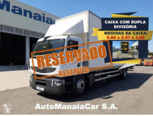 Camion fourgon double étage occasion Renault Premium 310 DXI