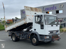 Iveco Eurocargo 120E15 truck used three-way side tipper