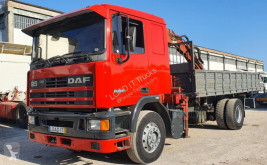 DAF 95 ATI 430 truck used three-way side tipper