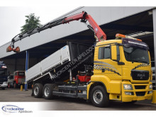 Camion MAN 26.360 benne occasion