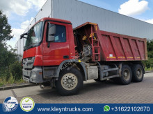 Camion benne occasion Mercedes Actros 3341