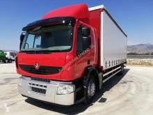 камион подвижни завеси Renault