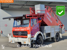 Mercedes 1619 truck used fire