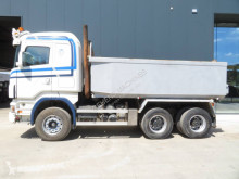 Camion Scania R 580 6X4 benne occasion