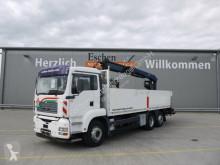 camion MAN TGA 26.430 6x2-4 Palfinger PK 16000L, Funk, Lenk