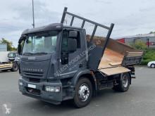 Camión volquete volquete trilateral Iveco Eurocargo 150E22