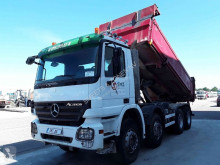 Mercedes Actros 4141 truck used tipper