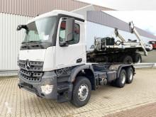Kamion stroj s více korbami Mercedes Arocs 3342 K 6x4 3342 K 6x4, Meiller Absetzer