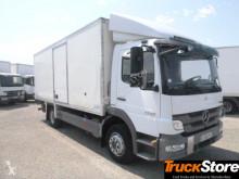 Lastbil Mercedes Atego 1222NL kassevogn brugt