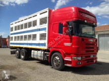 Used truck Scania