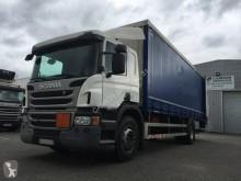 Camion rideaux coulissants (plsc) occasion Scania P 250