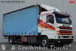 Scania M 113M320 truck used tautliner