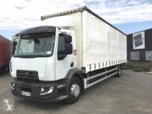 Camion rideaux coulissants (plsc) occasion Renault Gamme D 280.18 DTI 8