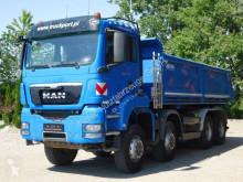 Camion ribaltabile usato MAN TGS 35.440 8x8 EURO5 Dreiseitenkipper TOP!