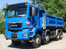 Camión volquete usado MAN TGS 35.440 8x8 EURO5 Dreiseitenkipper TOP!