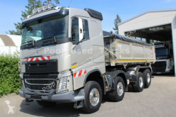 Volvo FH 500 8x4 Dautel DSK*Retarder,Alufelgen,Plane* truck