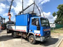 Camion plateau occasion Iveco Eurocargo
