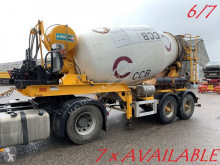 camion MOL 7x (6/7) LT AUTOMIX AM 10m³ - BELGISCHE PAPIEREN / PAPIERS BELGES - 2 AS BPW - LUCHTVERING - IMER AUTOMIX