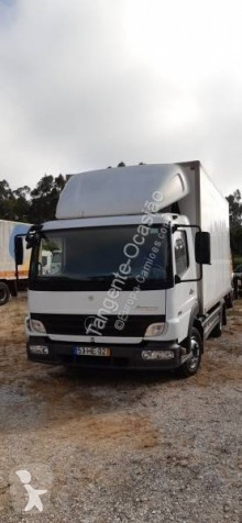 Used insulated truck Mercedes Atego 816