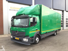 Camion Mercedes Atego 1018 furgon second-hand