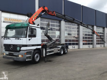 Mercedes Actros 2635 truck used hook arm system