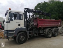 MAN TGA 26.360 truck used two-way side tipper