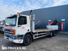 Camión Camion usado DAF 1300 75 270 manual pk 0 crane