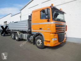 DAF XF 460 6x4 Hydroaxle 460 6x4 Hydroaxle, Schwarzmüller Alu, Retarder truck used three-way side tipper