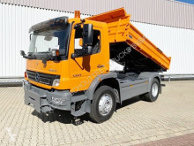 Mercedes Atego 1323 AK 4x4 1323 AK 4x4, Winterdienst mit Steuerung truck used three-way side tipper