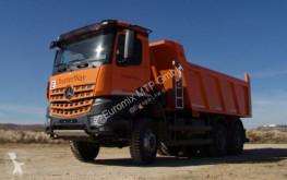 Camión Mercedes 3342 6X4 Euro3 Mulden Kipper Euromix TM 18 volquete usado