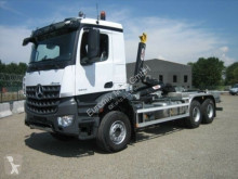 Camion multibenne occasion Mercedes 3342 6X6 Euro6d HYVA Abroller