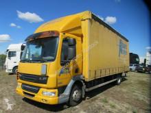 camion DAF 45LF220, EEV,Gardine,Edscha,Handschalte