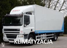 camion DAF CF 65.220 Euro 5 Kontener 18 pal Winda klapa