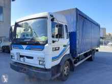 Camion cu prelata si obloane second-hand Renault Midliner 180