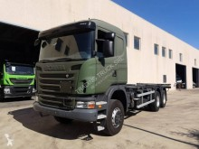 Camion Scania G sasiu second-hand