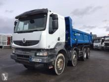 Kamyon damper çift yönlü damperli kamyon Renault Kerax 450 DXi