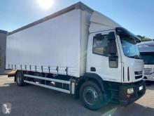 Camion Iveco Eurocargo ML 180 E 25 rideaux coulissants (plsc) occasion
